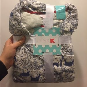 Pajama set new: flannel