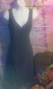 Isis  Dark Gray Yoga Dress size medium
