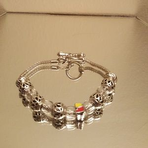 Germany charm bracelet