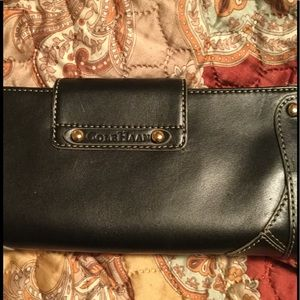 Cole Haan leather Clutch bag