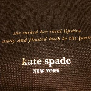 Authentic Kate Spade Dust Bag