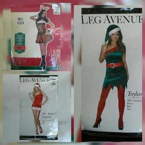Christmas/Halloween Costumes Your Choice