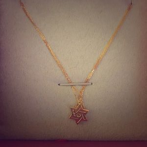 ⭐️new Star of David necklace