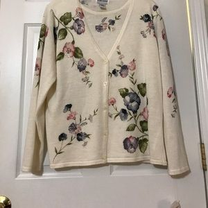 Alfred Dunner Sweater / NWT