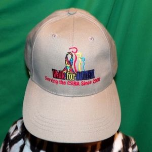 Walk for Autism Hat Embroidered Hat