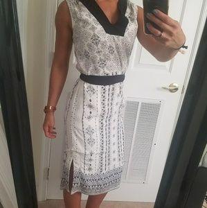 HD Belted Dress