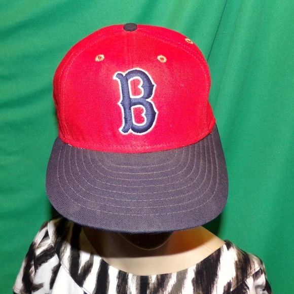 7fd53900cdd10c American Needle Other - Boston Red Sox Hat Embroidered Baseball Cap MLB