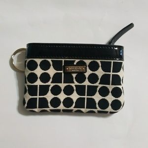 Kate Spade dot noel coin purse