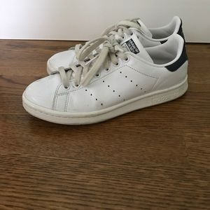 classic adidas Stan smith sneakers (navy)
