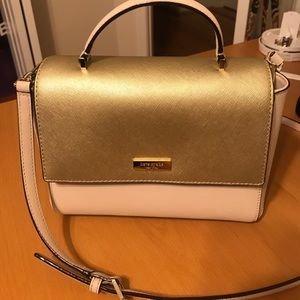 Kate Spade Byrdie Saddle Bag with Handle