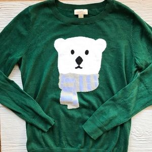 LOFT Polar Bear Sweater
