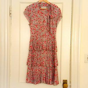 Vintage-Inspired Dress (MaxMara group)