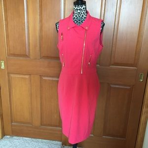 Calvin Klein into dress size 12