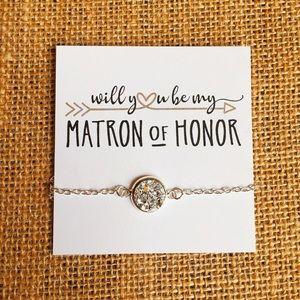 Matron of Honor Gift