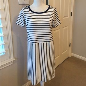 Adorable Hanna Andersson casual dress