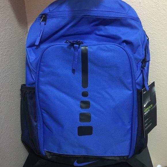 6f6ef4454be Nike Bags   Hoops Elite Varsity Basketball Backpack   Poshmark