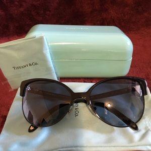 Tiffany & Co cat eye sunglasses