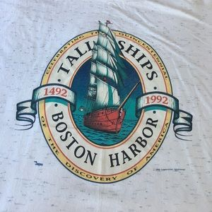 Speckled 1992 Boston Massachusetts Vintage Beauty