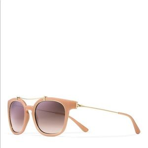 Tory burch rose gold sunglasses 😎