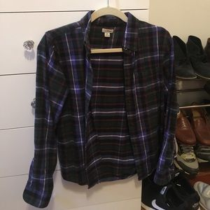 LL Bean super cozy flannel XS
