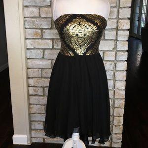 Formal High Low Dress