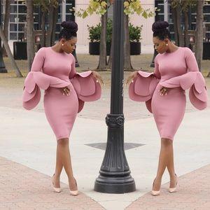 Dresses & Skirts - Lucy Midi Dress (mauve)