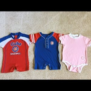 Other - Cubs baby set