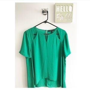{BCBG} Emerald Top🌵