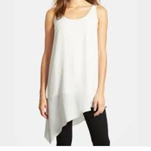 NWT Eileen Fisher Asymmetrical Sink Tank