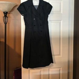 Suzi Chin Denim Dress with belt (Macy's purchase)
