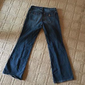 Banana Republic jeans 6s