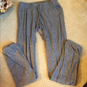 Wet seal joggers