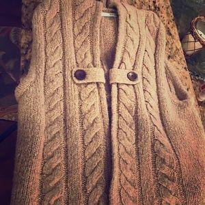 Maurice's xl sweater vest sz xl
