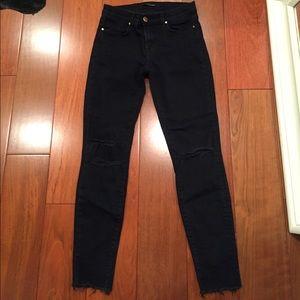 J Brand Cropped Skinny