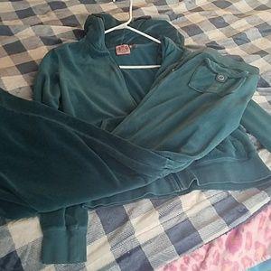 Juicy Track Suit