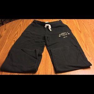 Old Navy Pants - USED Old Navy Black Sweatpants Medium