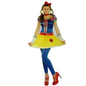 Teen Girls Disney Princess Snow White Costume