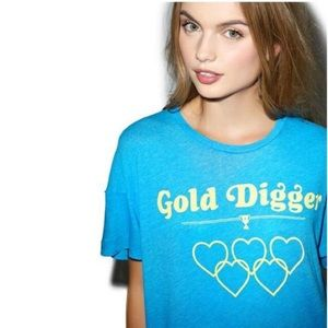 WILDFOX Couture Go for the Gold Graphic Tee