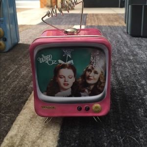 Wizard of Oz Collectible Tv Tin Bank