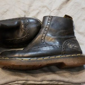 Vintage Dr Martens Leather boots