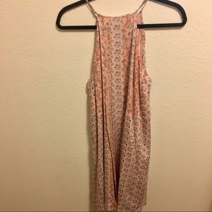 Rebbeca Taylor Sleeveless Pleated Silk Dress