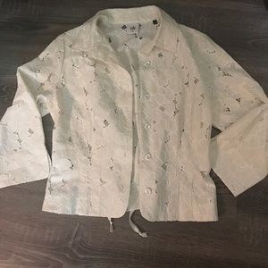 Cabi portrait jacket size medium. NWOT