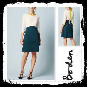 Boden Louise Ponte Dress