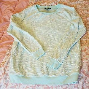 Forever 21 sweater, beautiful material!