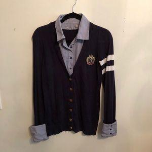 School girl sweater 📚