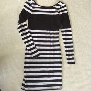 GUESS Stripe Dress