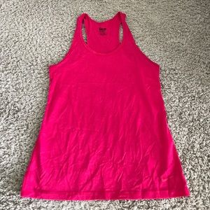 Nike Dri-Fit Hot Pink Tank