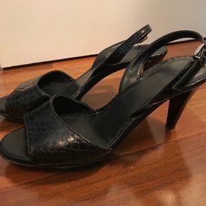 Jil Sander, Sz 36.5--Gorgeous Sandals!