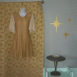 Amazing vintage 60's mini dress! Gorgeous!