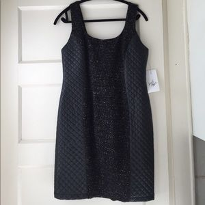 Bailey 44 dress plaid and leather size L